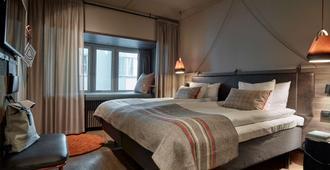 داونتاون كامبير باي سكانداك - ستوكهولم - غرفة نوم