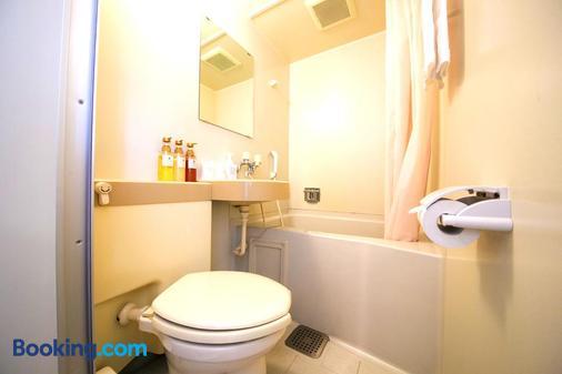 Heiwadai Hotel 5 - Fukuoka - Phòng tắm