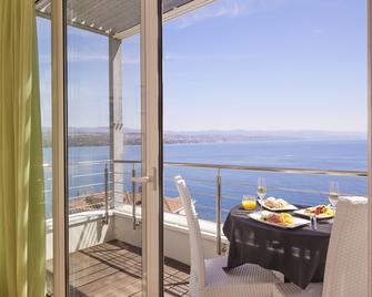 Hotel Astoria By Ohm Group - Opatija - Balcony