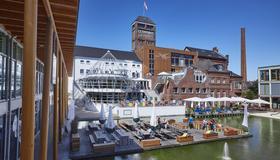 Factory Hotel - Münster - Edifício