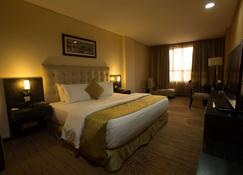西佳高級阿克拉機場酒店 - 阿克拉 - 阿克拉 - 臥室