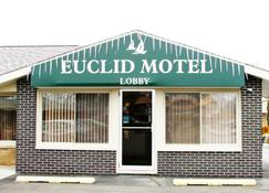 Euclid Motel - Bay City - Rakennus