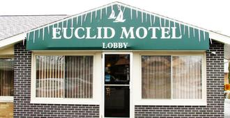 Euclid Motel - Бей-Сити - Здание