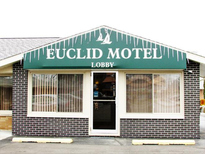 Euclid Motel - Bay City - Rakennus