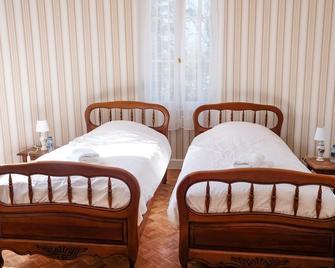 Chateau Du Bas Boulay - Salbris - Bedroom