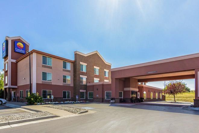 Comfort Inn & Suites - Gillette - Rakennus