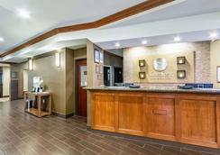 Comfort Inn & Suites - Gillette - Lobby