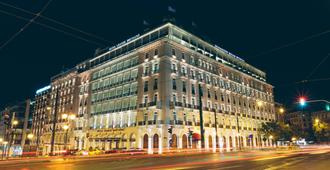 Hotel Grande Bretagne, a Luxury Collection Hotel, Athens - Atenas - Edifício