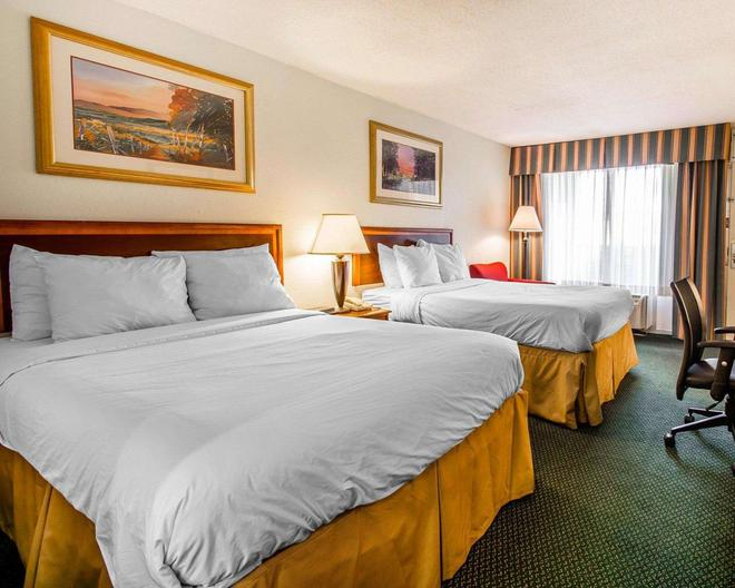 Clarion Inn & Suites - Dothan - Makuuhuone