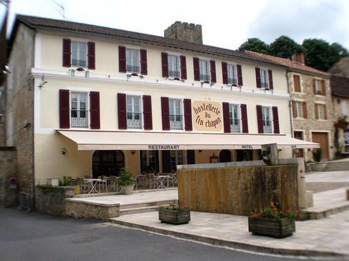 Hostellerie Du Fin Chapon - Excideuil - Building