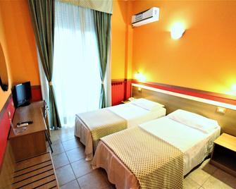 Hotel Corallo - Milaan - Slaapkamer