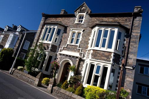 Jerichos Boutique Accommodation - Windermere - Building