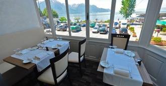Hotel Splendid - מונטרה - מסעדה
