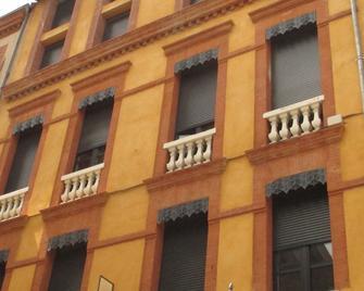 Hôtel Le Pastel - Toulouse - Building