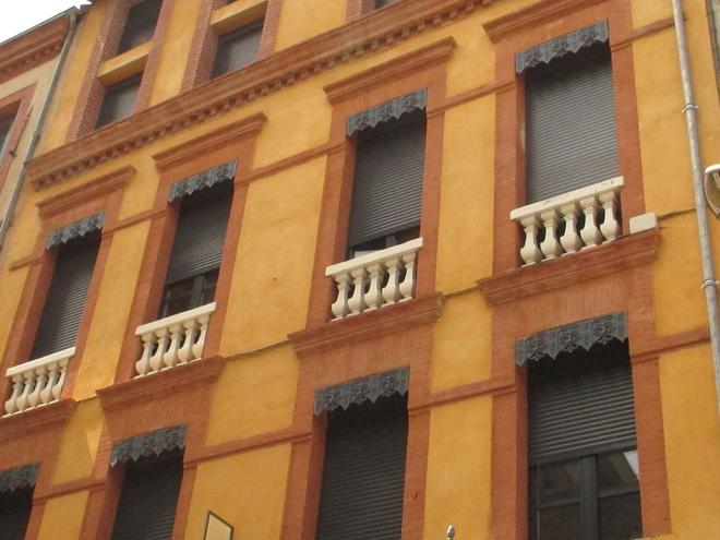 Hôtel Le Pastel - Toulouse - Bygning