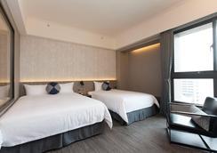 F Hotel Kaohsiung - Kaohsiung - Makuuhuone