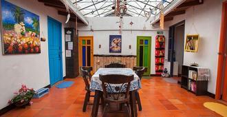 Casa Hospedaje La Bohemia - Hostel - Pasto - Comedor
