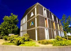 Djh City Hostel - Düsseldorf - Building