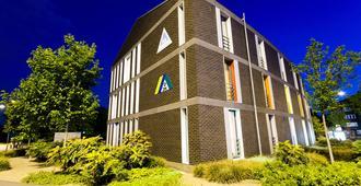 Djh City Hostel - דיסלדורף - בניין