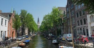 ريمبراندت بلاين هوتل - امستردام - المظهر الخارجي