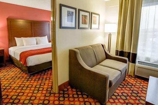 Comfort Suites Concord Mills - Concord - Bedroom