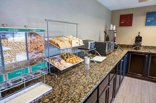 Comfort Suites Concord Mills - Concord - Buffet
