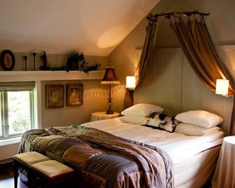 Karstorp Hotel - Skövde - Schlafzimmer
