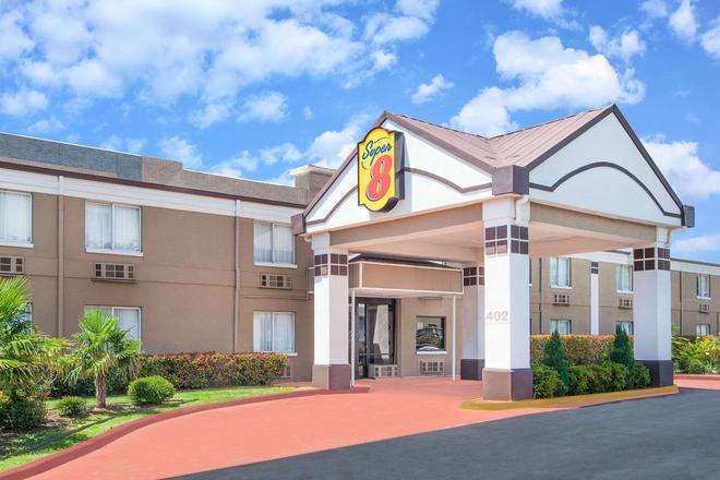 Super 8 by Wyndham Grand Prairie North - Grand Prairie - Building