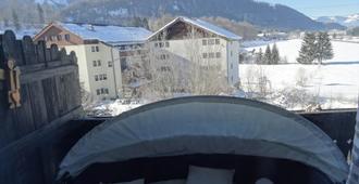 2-Zimmer am Nussensee mit Bergblick - Bad Ischl