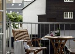 66加斯米登酒店 - 哥本哈根 - 陽台