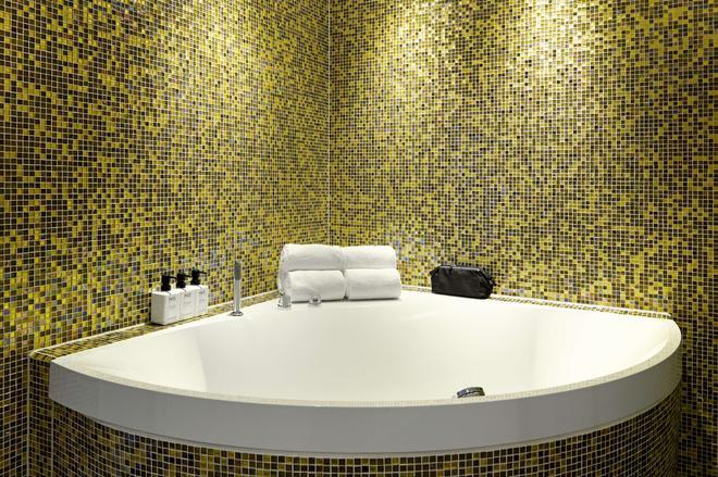 斯坎迪克歐羅巴酒店 - 哥德堡 - 哥德堡(瑞典) - 浴室