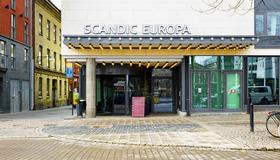 Scandic Europa - Göteborg - Bâtiment