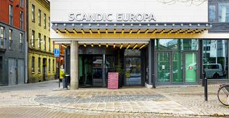Scandic Europa - Gothenburg - Building