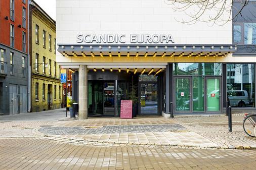 Scandic Europa - Gothenburg - Building