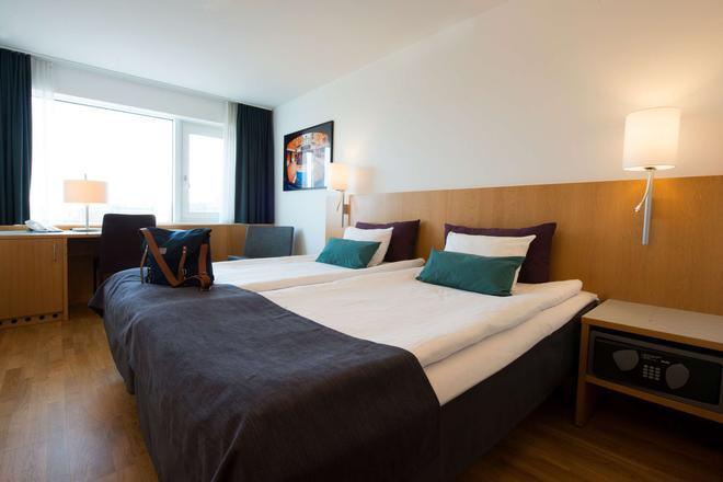斯坎迪克歐羅巴酒店 - 哥德堡 - 哥德堡(瑞典) - 臥室