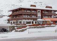 Hotel Garni Pirchhütt - Obergurgl - Edificio