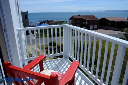 The Bay Lodge - De Kelders - Balcony
