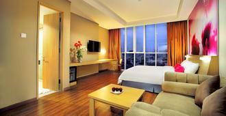 favehotel Pasar Baru - ג'קרטה - חדר שינה