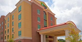 Holiday Inn Express & Suites Chaffee-Jacksonville West - Jacksonville - Bâtiment