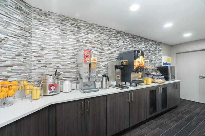 Days Inn by Wyndham Chattanooga Lookout Mountain West - Chattanooga - Buffet
