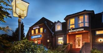 Hotel Königstein Kiel by Tulip Inn - קיל - בניין