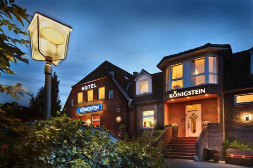 Hotel Königstein Kiel by Tulip Inn - Kiel - Building