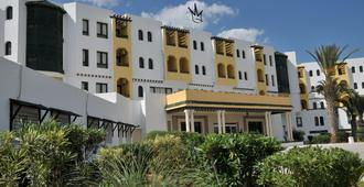 Hotel La Couronne - Hammamet - Bygning
