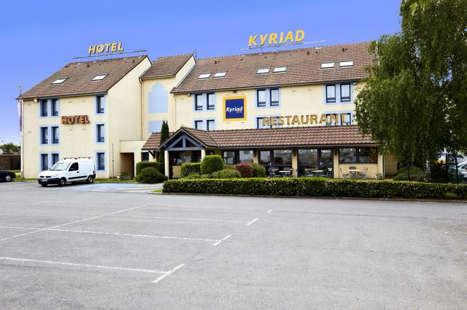 Kyriad Beauvais Sud - Beauvais - Building