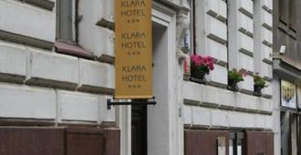 Hotel Klara - פראג - בניין