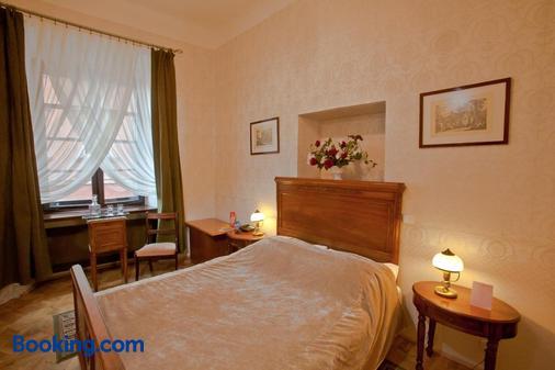 城堡酒店 - 華沙 - 華沙 - 臥室