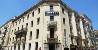 Hotel Plaisance - ניס - בניין