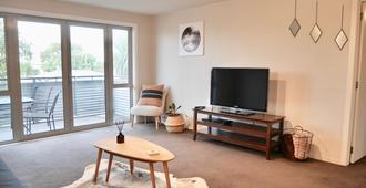 Central City Hot Spot - Christchurch - Living room