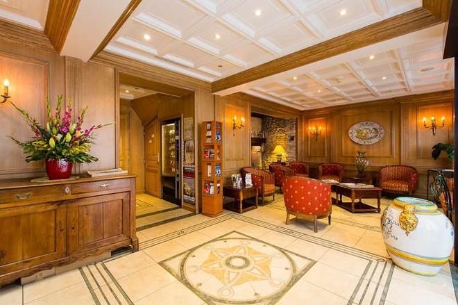 Hotel De La Paix - Paris - Lobby