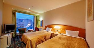 Shinagawa Prince Hotel - Tokyo - Yatak Odası